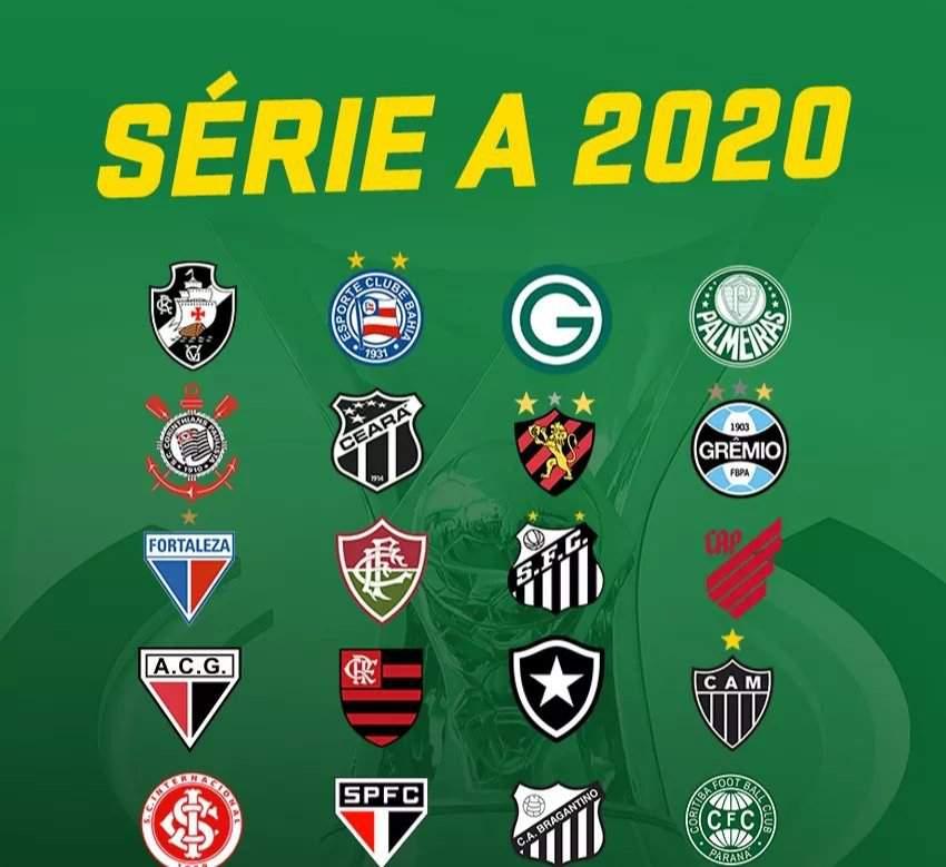 Clubes Querem Brasileirao Com 38 Rodadas Mesmo Com Fim Em 2021 Portal De Noticias Chapeco Online